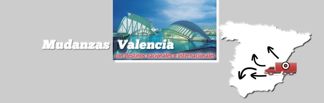 Mudanzas Valencia