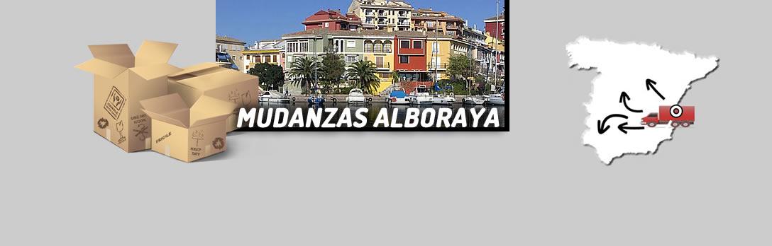 Mudanzas nacionales e internacionales Alboraya