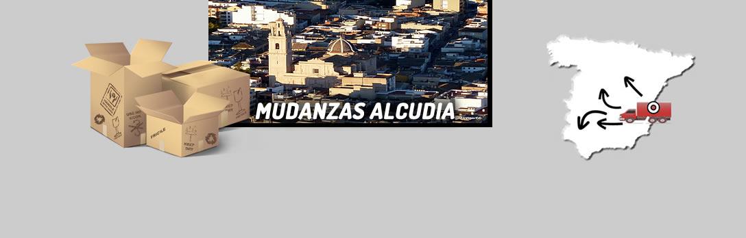 Mudanzas nacionales e internacionales Alcudia