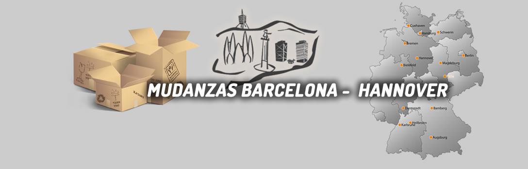 fondo mudanzas barcelona HANNOVER