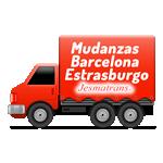 Mudanzas Barcelona Estrasburgo