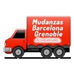 Mudanzas Barcelona Grenoble