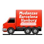 Mudanzas Barcelona Hanburg