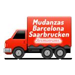 Mudanzas Barcelona Saarbrucken