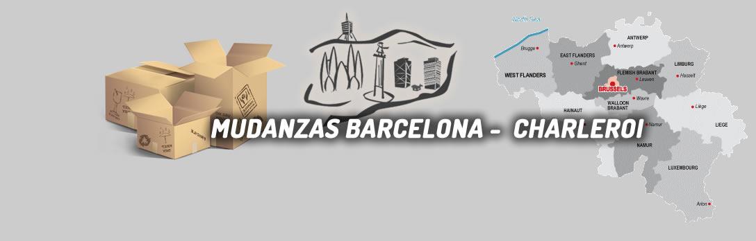 fondo mudanzas barcelona charleroi