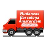 Mudanzas Barcelona Amsterdam