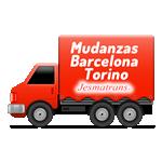 Mudanzas Barcelona Torino