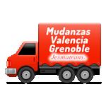 Mudanzas Valencia Grenoble