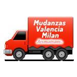 Mudanzas Valencia Milan