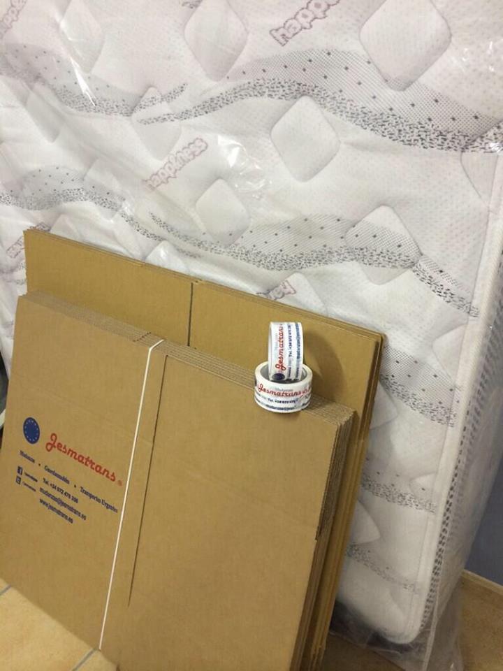 Cajas de mudanzas material de embalaje jesmatrans for Cajas para mudanzas