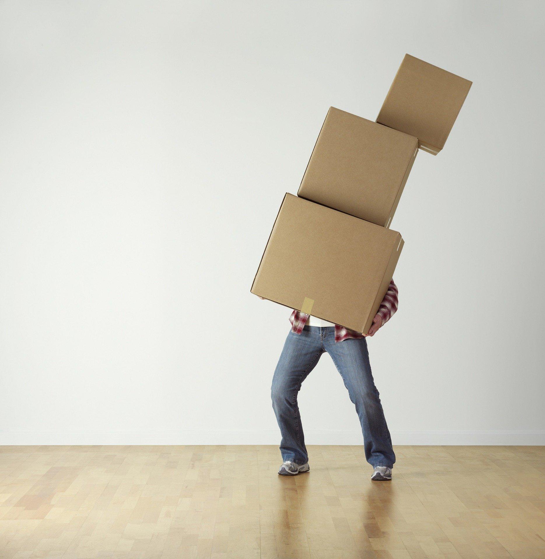 5 cosas que debes considerar antes de mudarte